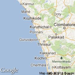 Kottayam Tourist Places Map