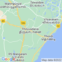 Thiruvadanai