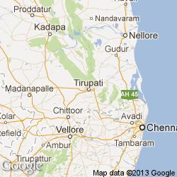 Tirupati-Cantonment