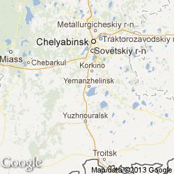 Yemanzhelinsk
