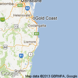 Australia Map Byron Bay.Byron Bay Travel Guide Travel Attractions Byron Bay Things To Do