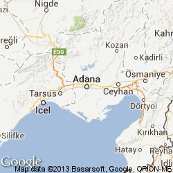adana turkey weather