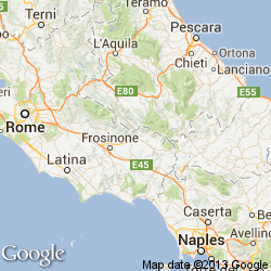 Sora Italy Map.Sora Travel Guide Travel Attractions Sora Things To Do In Sora