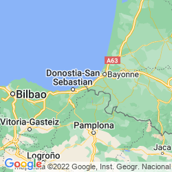 Hendaye France Map.Hendaye Travel Guide Travel Attractions Hendaye Things To Do In